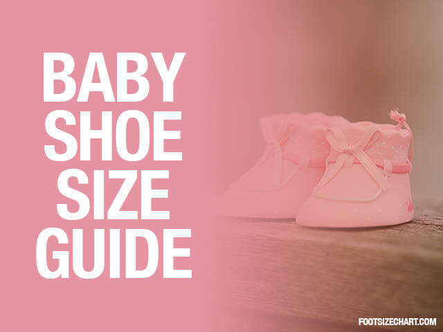 3a31a3f41d Baby s Shoe Size Guide » Infant   Toddler Shoe Sizing
